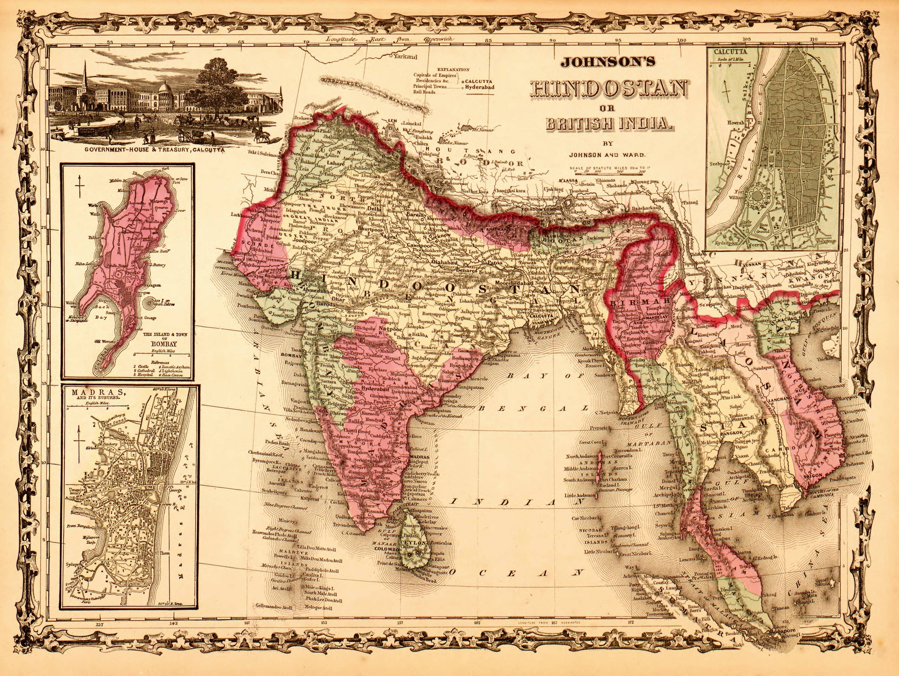 the british occupation of india British empire | relentless conquest is what great britain now | history documentary films the british empire comprised the dominions, colonies.