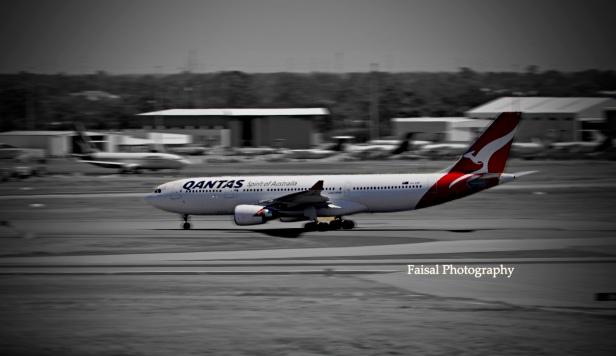 aussie grl Qantas