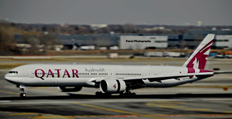 Qatar in JFK