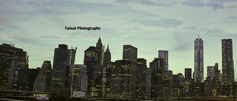 _NYC skyline